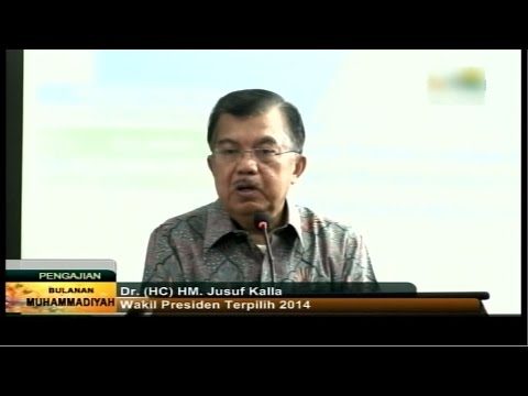PENGAJIAN PP MUHAMMADIYAH 10 OKTOBER 2014 - Revolusi Mental untuk Indonesia Berkemajuan