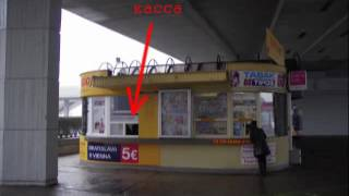 видео Автобус Киев - Братислава