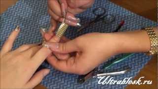 Minx (Минкс) или голливудский маникюр? - дизайн ногтей