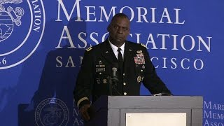 Remarks by General Lloyd J. Austin, CENTCOM Commander
