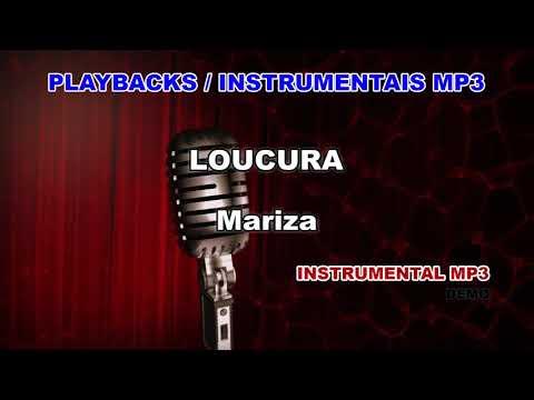 ♬ Playback / Instrumental Mp3 - LOUCURA - Mariza