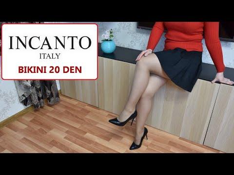 INCANTO BIKINI 20 DEN PANTYHOSE
