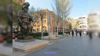 Большой Каскад в Ереване(Сегодняшний Ереван просто невозможно себе представить без главной его достопримечательности — Каскада...., 2016-09-25T09:07:30.000Z)