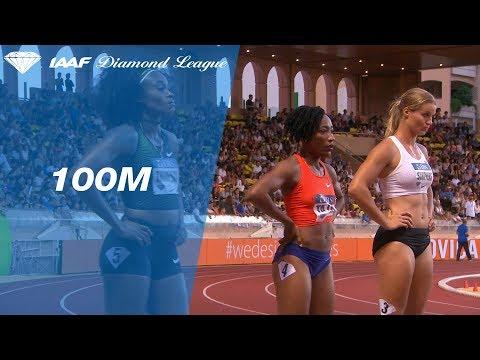 Marie-Joseé Ta Lou 10.89 Wins Women