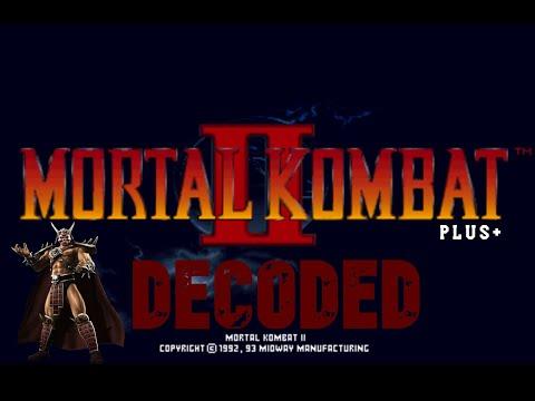 Mortal Kombat 2 Plus Beta 2 DECODED