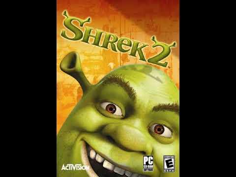 Shrek 2 Pc Music Castle Siege Youtube
