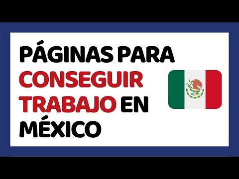 🔴 Las 5 Mejores Páginas Para Conseguir Trabajo En México 2019