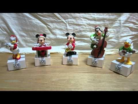 Hallmark 2013 Disney Wireless Musical Band Christmas