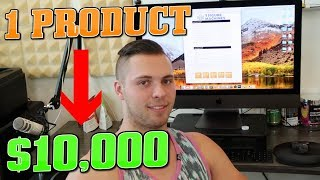 How To Find Products That Sell $10K Month On Amazon **Free Product Checklist**
