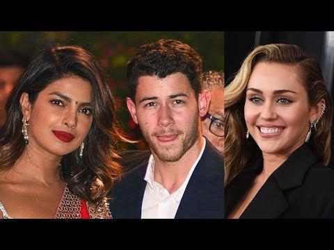 Nick Jonas, Priyanka Chopra respond to Miley Cyrus' 'fire' Instagram throwbacks Mp3