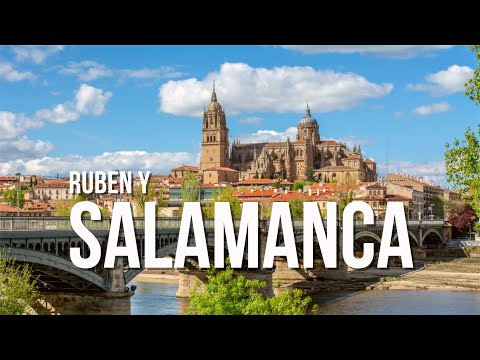 🇪🇸 Salamanca City Tour, Spain