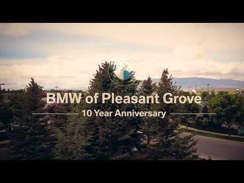 BMW of Pleasant Grove 10 Year Anniversary