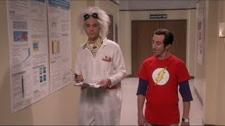 The Big Bang Theory - L'imitazione perturbativa (Episodio 6 - Stagione 12)