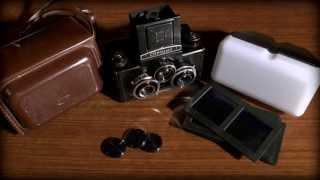 Sputnik 6x6 TLR Twin Lens Reflex Stereoscopic Lomo Russian USSR Stereo Camera