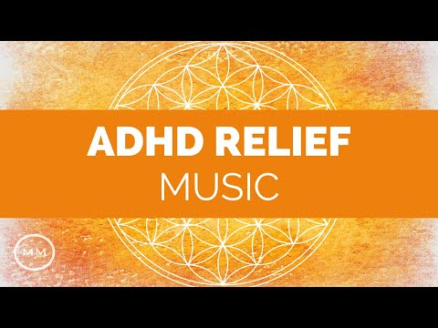 ADHD Relief - Super Mental Focus - 14 Hz - Study Music - Binaural Beats