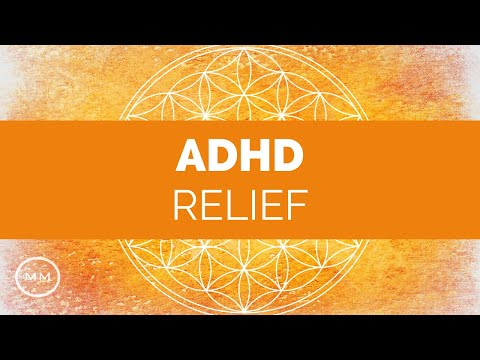ADHD Relief - Super Mental Focus - 14 Hz Binaural Beats