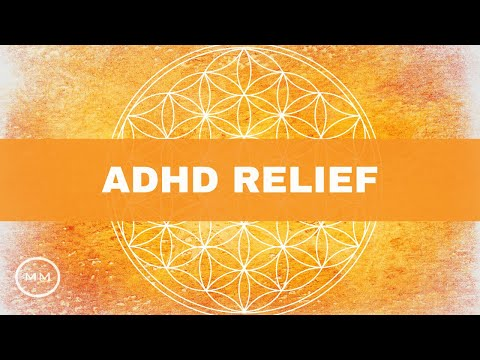 ADHD Relief - Super Mental Focus - 14 Hz - Binaural Beats - Focus Music