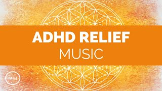 ADHD Relief - 14 Hz - Increase Focus / Concentration - Binaural Beats - Study Music