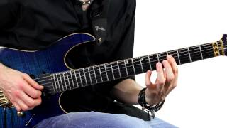 Last Licks - Flashy Legato Lesson - wih Martin Goulding