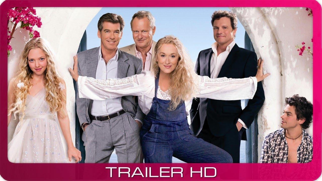 Mamma Mia! ≣ 2008 ≣ Trailer ≣ German | Deutsch