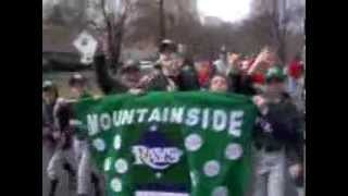 Mountainside, NJ Little League Parade 2008