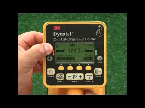 TOJI Giới thiệu tổng quan thiết bị xác định vị trí lỗi cáp ngầm 3M Dynatel 2573 P2