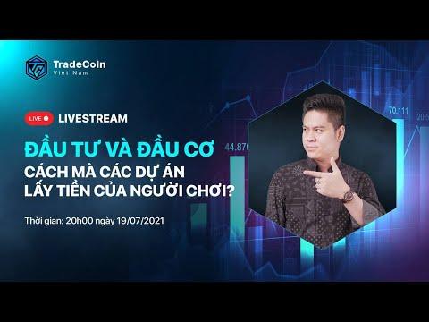 LiveStream : Đầu tư và đầu cơ trong crypto là gì ? cách mà các dự án lấy tiền của người chơi