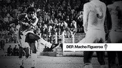 Homenaje a ROBERTO 'MACHO' FIGUEROA #DEPMachoFigueroa