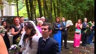 Дмитрий и Екатерина свадьба в Одинцово,выкуп