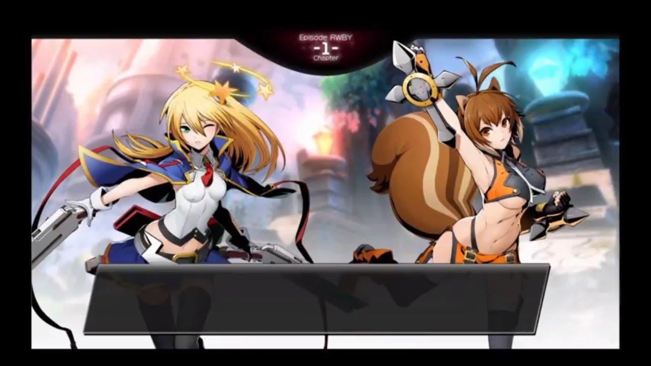 Blazblue Cross Tag Battle Ps4 Episode Rwby Vs Noel Makoto Ps4blazblue Chrono Phantasma Extend Reg All Chapter 1