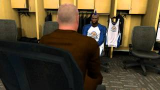 NBA 2K13 PC MyCAREER - Pre-Draft Interview and Draft Day HD
