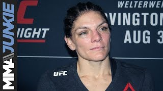 UFC on ESPN 5:Lauren Murphy post fight interview