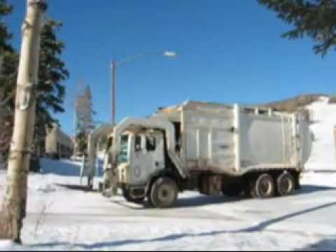 Utah Garbage Trucks Part 1 - Mack/EZpack