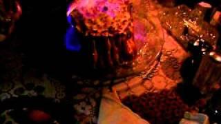 Flaming Cake!