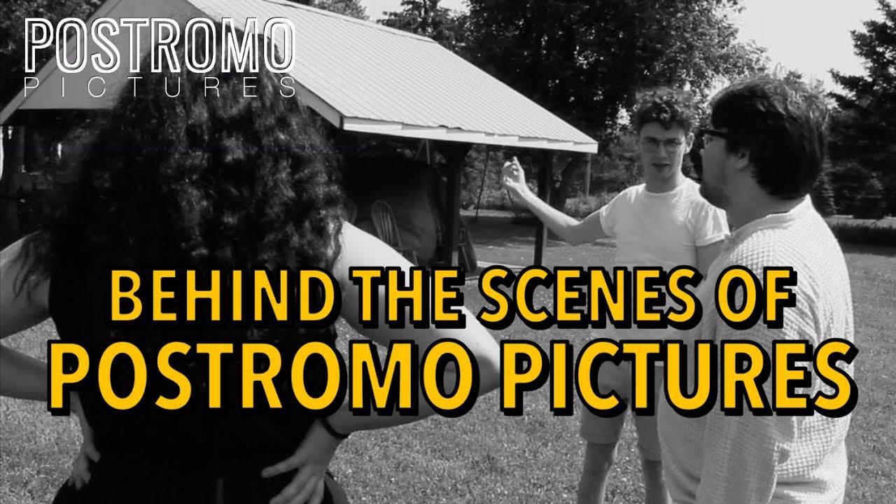 Postromo Pictures   Behind the Scenes