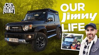Why I bought the FIRST new Suzuki Jimny as a family car // Jonny Smith