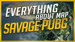 PUBG NEW MAP 4X4 - EVERYTHING ABOUT SAVAGE | SHROUD & GRIMZ & JUST9N