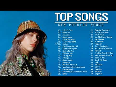 Top Songs | Best Popular Songs Of 2019 - Top English Songs On spotify