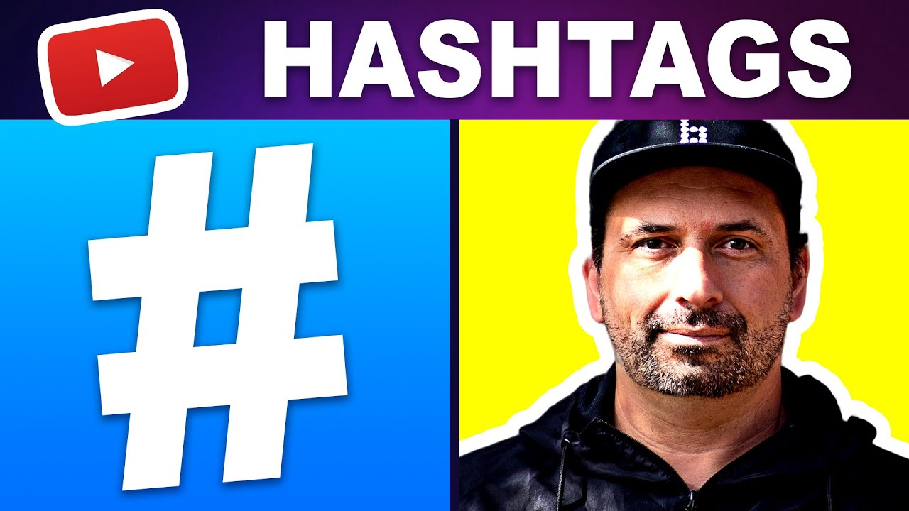 how to add hashtags to tweets