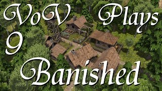 Influenza Outbreak - VoV Plays Banished - Part 9