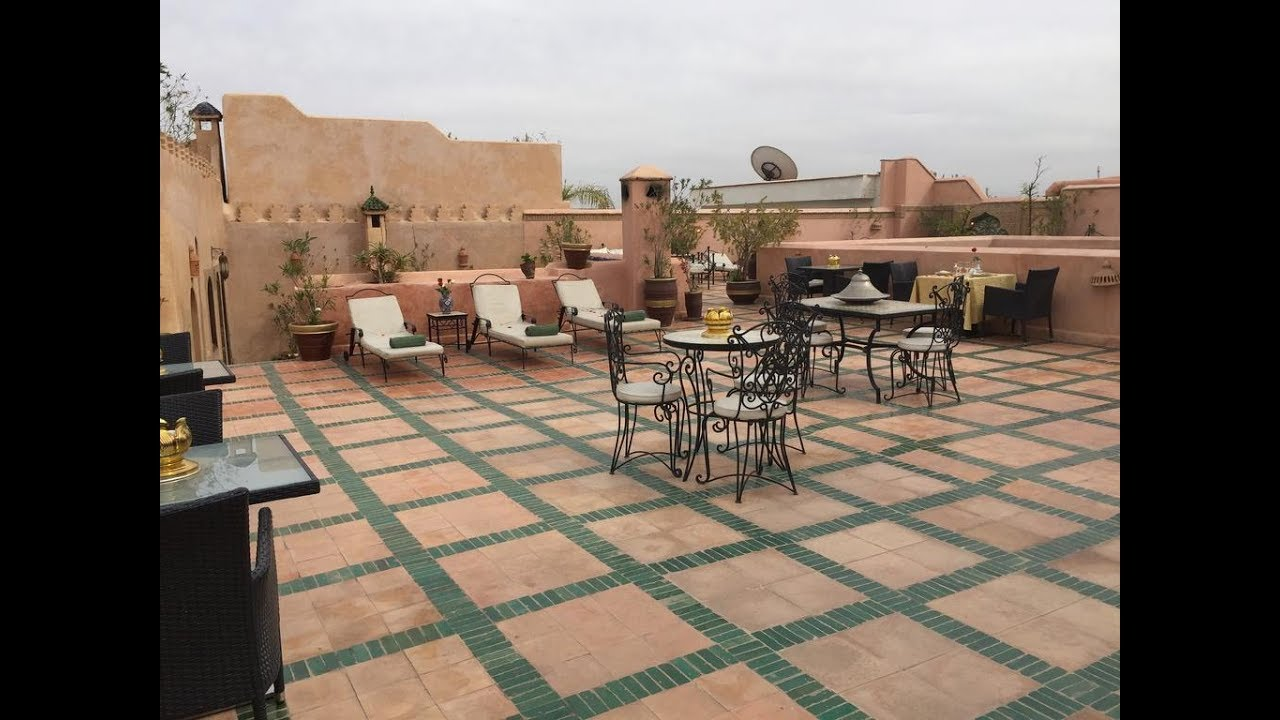 Comment poser du mosaique traditionnel marocaine 2016 12 22