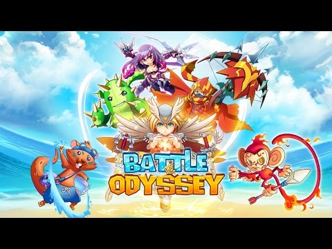 Battle Odyssey (by Gameloft) - iOS / Android - HD Gameplay Trailer