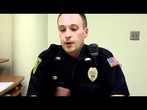 Police Officer - Career Conversation