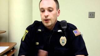 Police Officer - Career Conversation