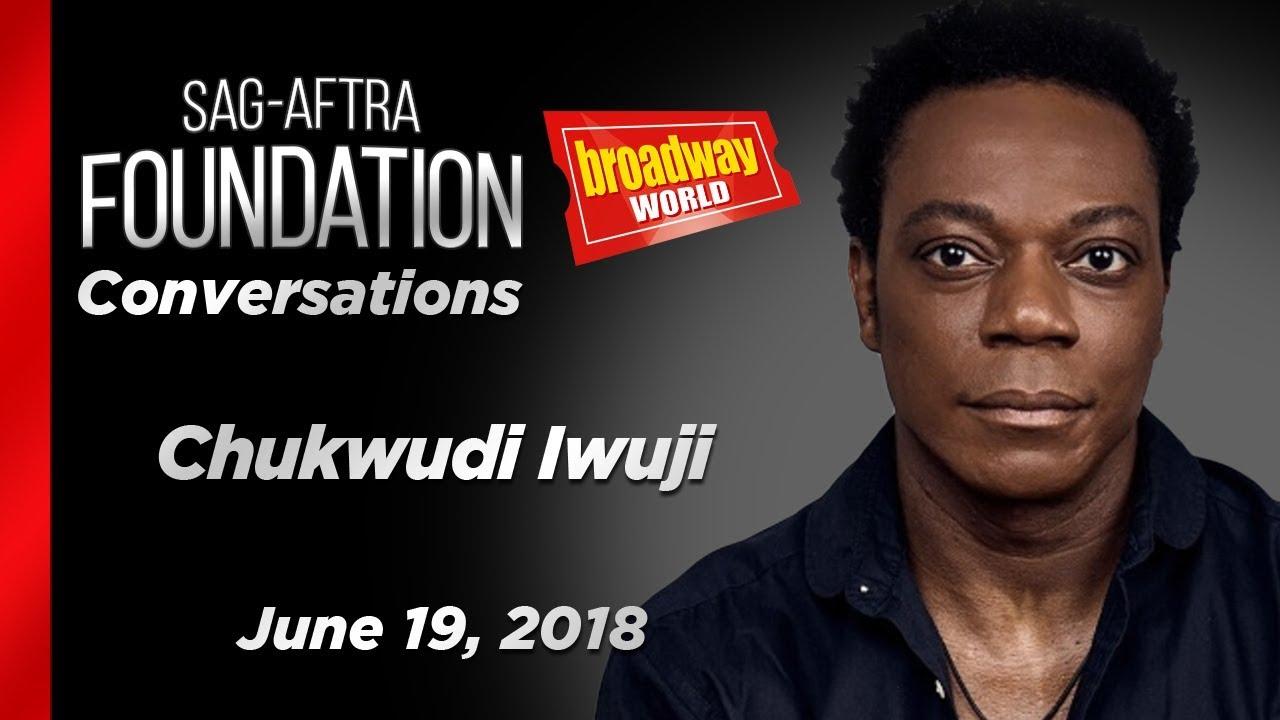 Conversations with Chukwudi Iwuji