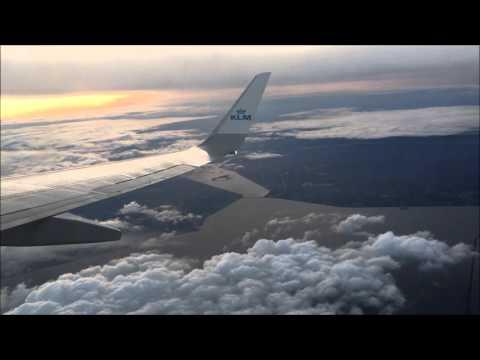 |FLIGHT| REPORT KLM KL1107 Amsterdam- Arlanda Stockholm