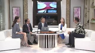 mtes Neural Networksの原田隆朗氏が モンゴルのテレビ局UBSに生出演し...