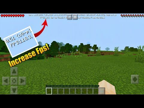How To Improve Your FPS In Minecraft Bedrock Edition!!