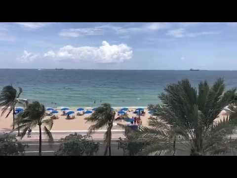 May 31, 2017: Rooftop Rendezvous from Hilton Fort Lauderdale Beach Resort