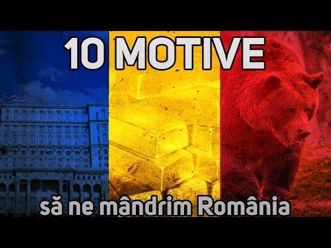 10 LUCRURI MAI PUTIN STIUTE DESPRE ROMANIA